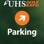 Sample of UHS Golf Expo Way-Finding Signs